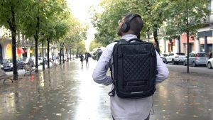 Buy Online Travel Backpack with Flight Approved